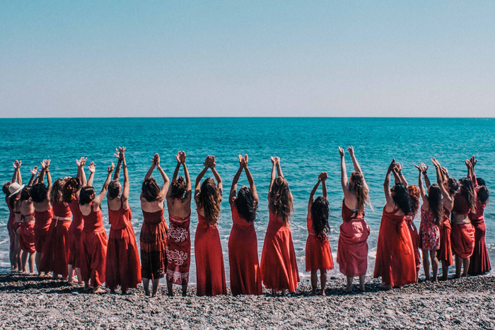 Sacred Dance Retreat - Crete