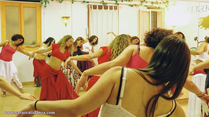 Sacred Dance Training - Madrid - Photo by Claudia Caldera