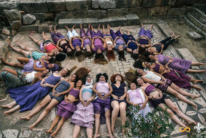 Sacred Dance Retreat - Crete - Photo by Marta Gomez (Aines Voces)
