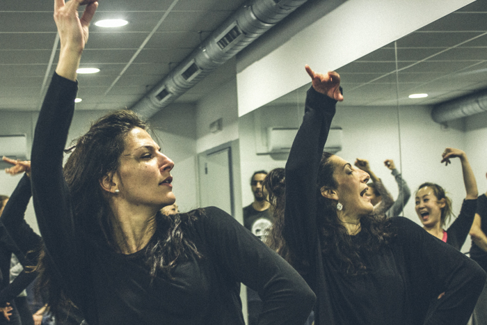 Flamenco Danza Estudio - Class - Sevilla