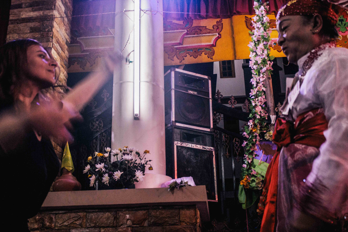 Dancing for the Nat Spirits in Mandalay