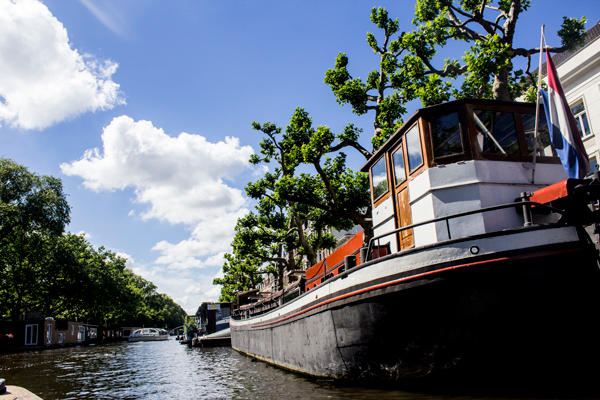 Amsterdam canal - Boat trip