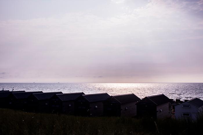 Sunset at Katwijk aan Zee