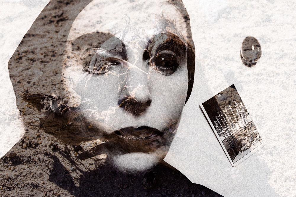 Self-portrait as Death