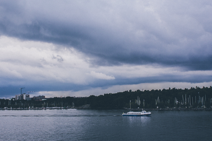 Stockholm - M / S Birger Boat Trip