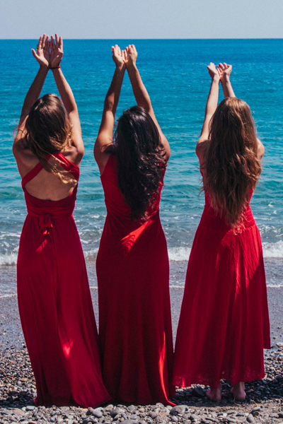 Sacred Dance Retreat - Crete