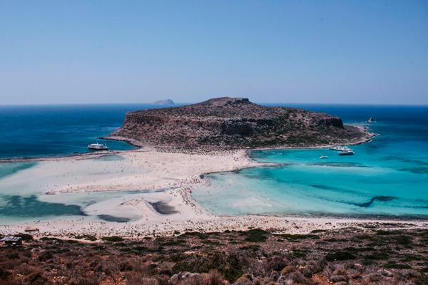 Balos - Crete - Greece