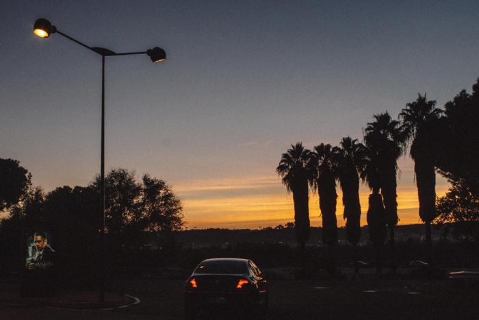 Sunset in Sevilla