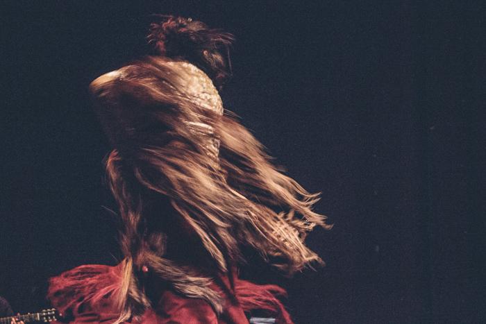 Flamenco Danza Gala - Baile con manton