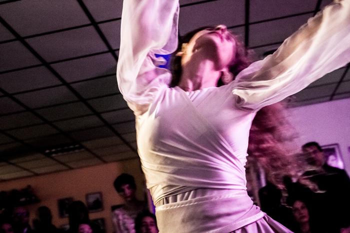 Lalita Devi, Persian Dance in Madrid