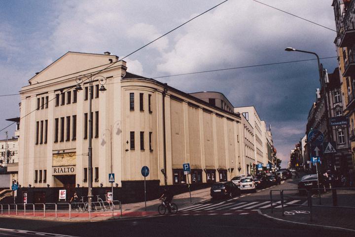 Kinoteatr Rialto, Katowice