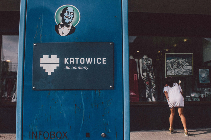 Katowice for a change