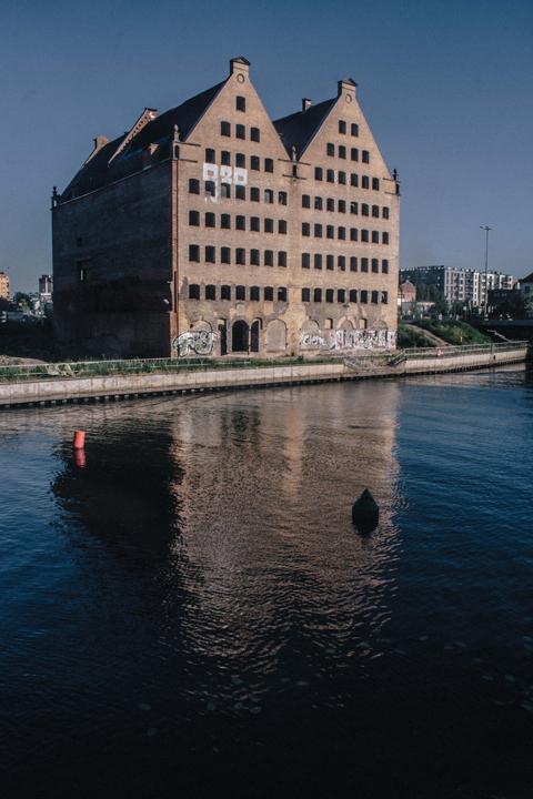 Warehouses, Gdansk