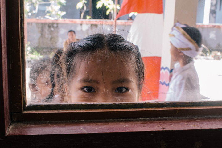 Eyes, Bali