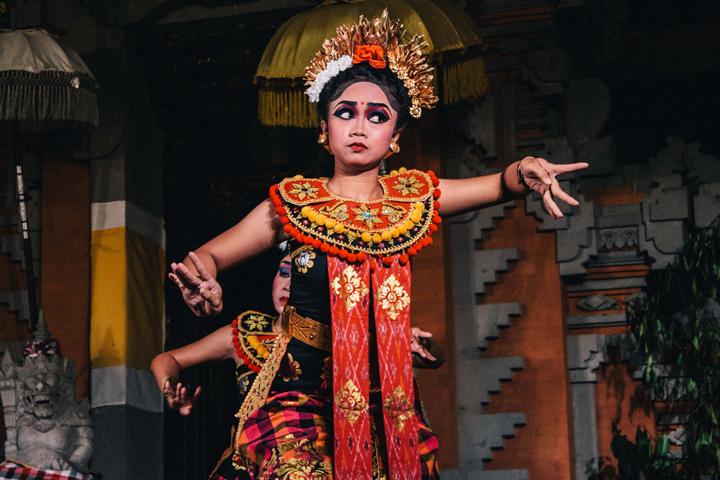 Welcome Dance, Bali