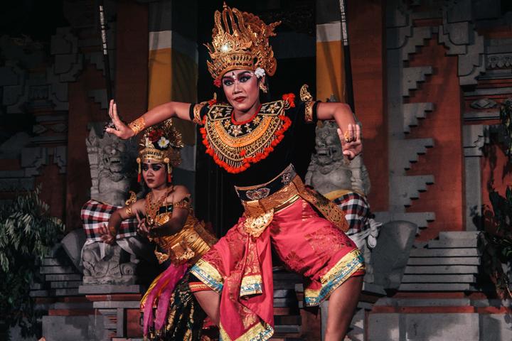 Frog Dance, Bali