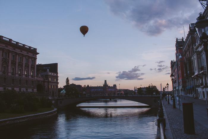Stockholm - Baloon