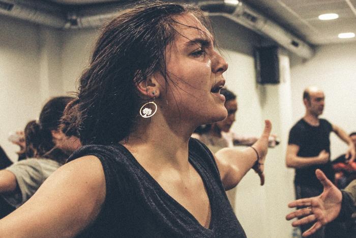Flamenco Danza Estudio - Class - Sofía Dávila