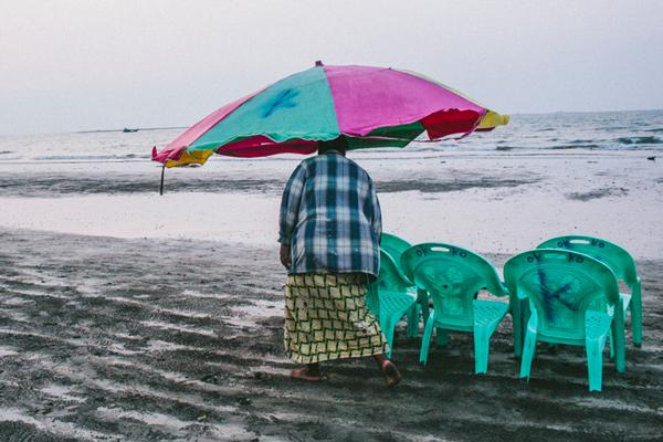 Chaung Thar Beach - Myanmar