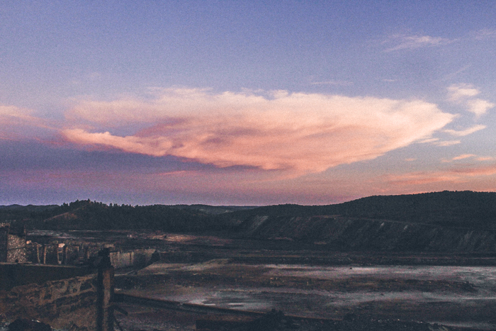 Riotinto Coal Mine