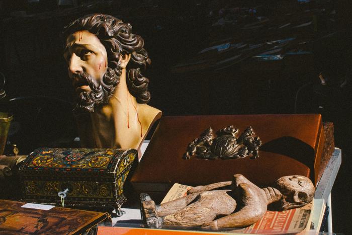Jesus and the Goddess, Sevilla