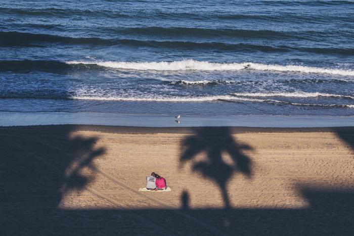 Playa de Santa Maria del Mar, Cadiz