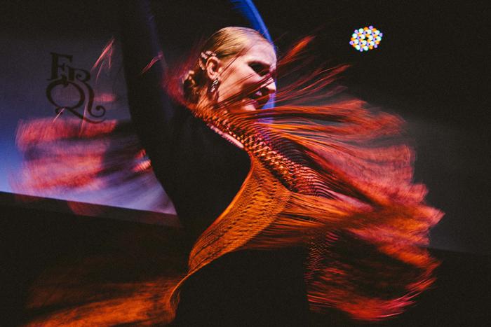 Ania La Candela - Flamenqueria