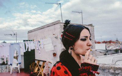 Combattente del flamenco