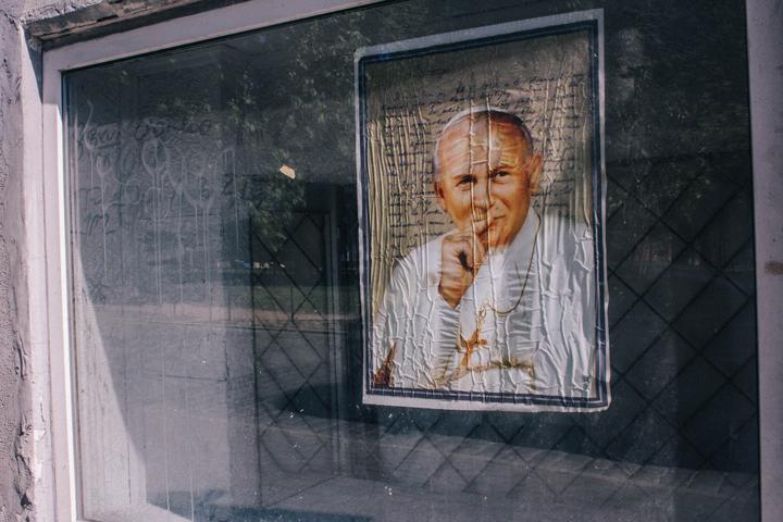 Pope John Paul II, Poznań