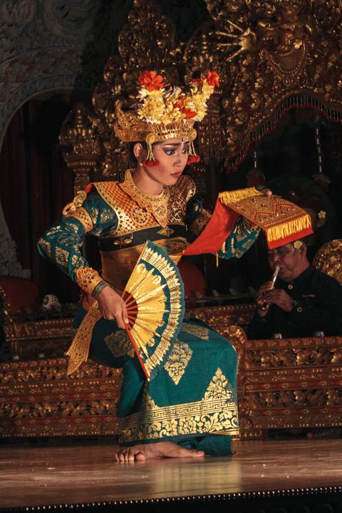 Legong Dance, Bali
